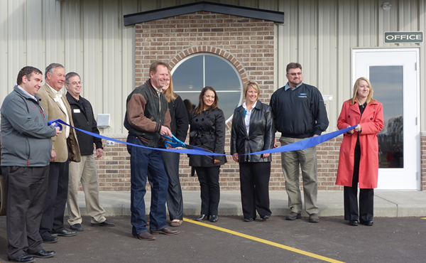 Safeguard Storage of Wisconsin | Grand Opening | Ribbon-Cutting 01